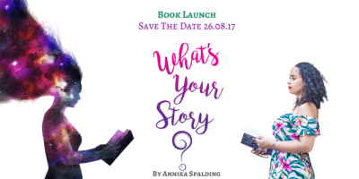 BOOK LAUNCH: What's Your Story? | Blacknet UK