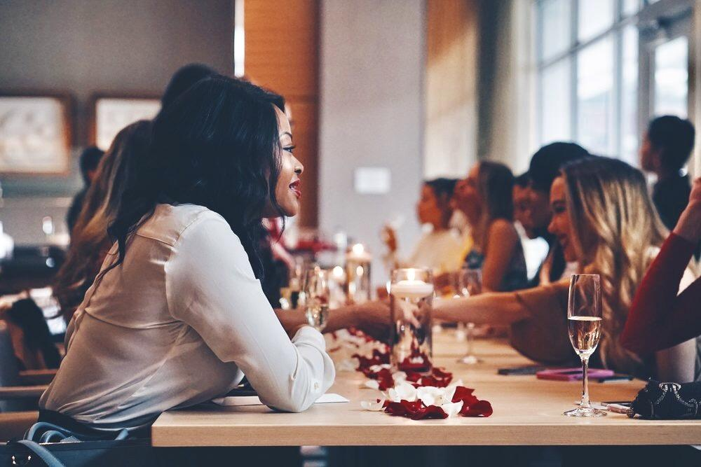 The Motherhood Group Lunch | Blacknet UK