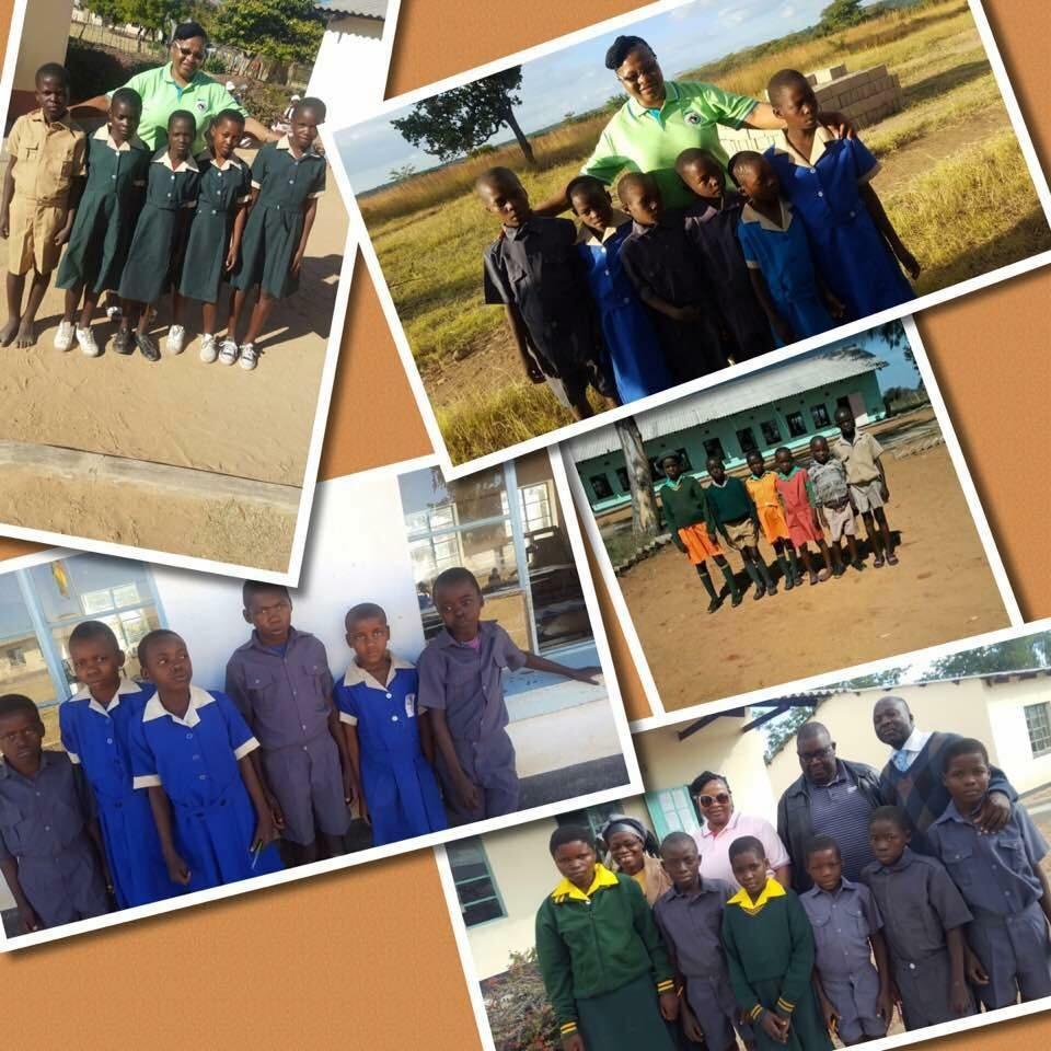 Mopane Foundation Annual Fundraising Dinner ball in aid of orphaned children's education | Blacknet UK
