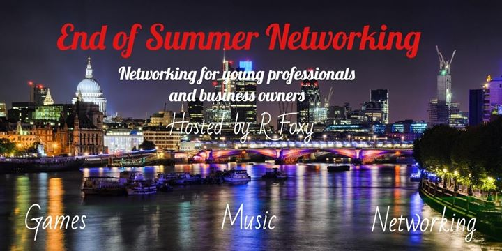 End of Summer Networking Soirée | Blacknet UK