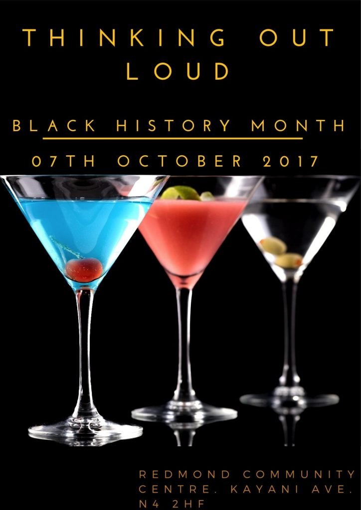 Thinking Out Loud- Black History Month Special   Blacknet UK