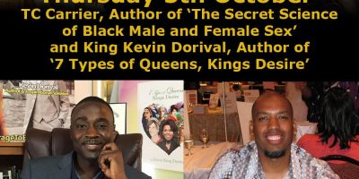 Kings & Queens Book Tour Day 5: Workshop & Lecture @ Ankh Wellbeing Centre | Blacknet UK