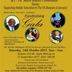 JET-UK BLACK HISTORY FUNDRAISING GALA | Blacknet UK