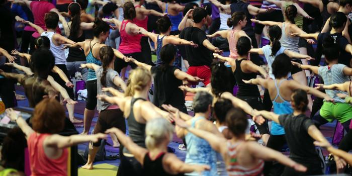 Yogathon For Sickle Cell | Blacknet UK