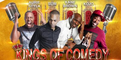 Kings Of Comedy : Black History Month Special | Blacknet UK
