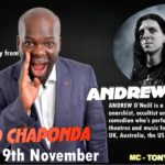 BIG TOP COMEDY PRESENTS DALISO CHAPONDA / ANDREW O'NEILL / TONY VINO | Blacknet UK