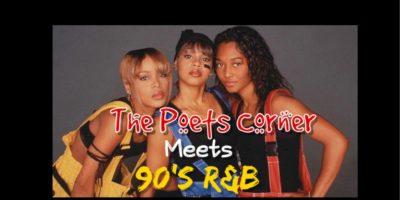 The Poets Corner Meets 90's R&B | Blacknet UK