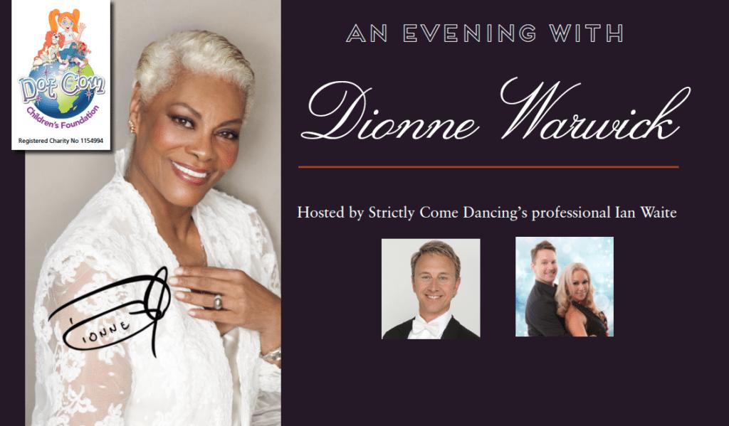 An Evening With Dionne Warwick | Blacknet UK