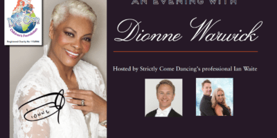 An Evening With Dionne Warwick | Blacknet UK