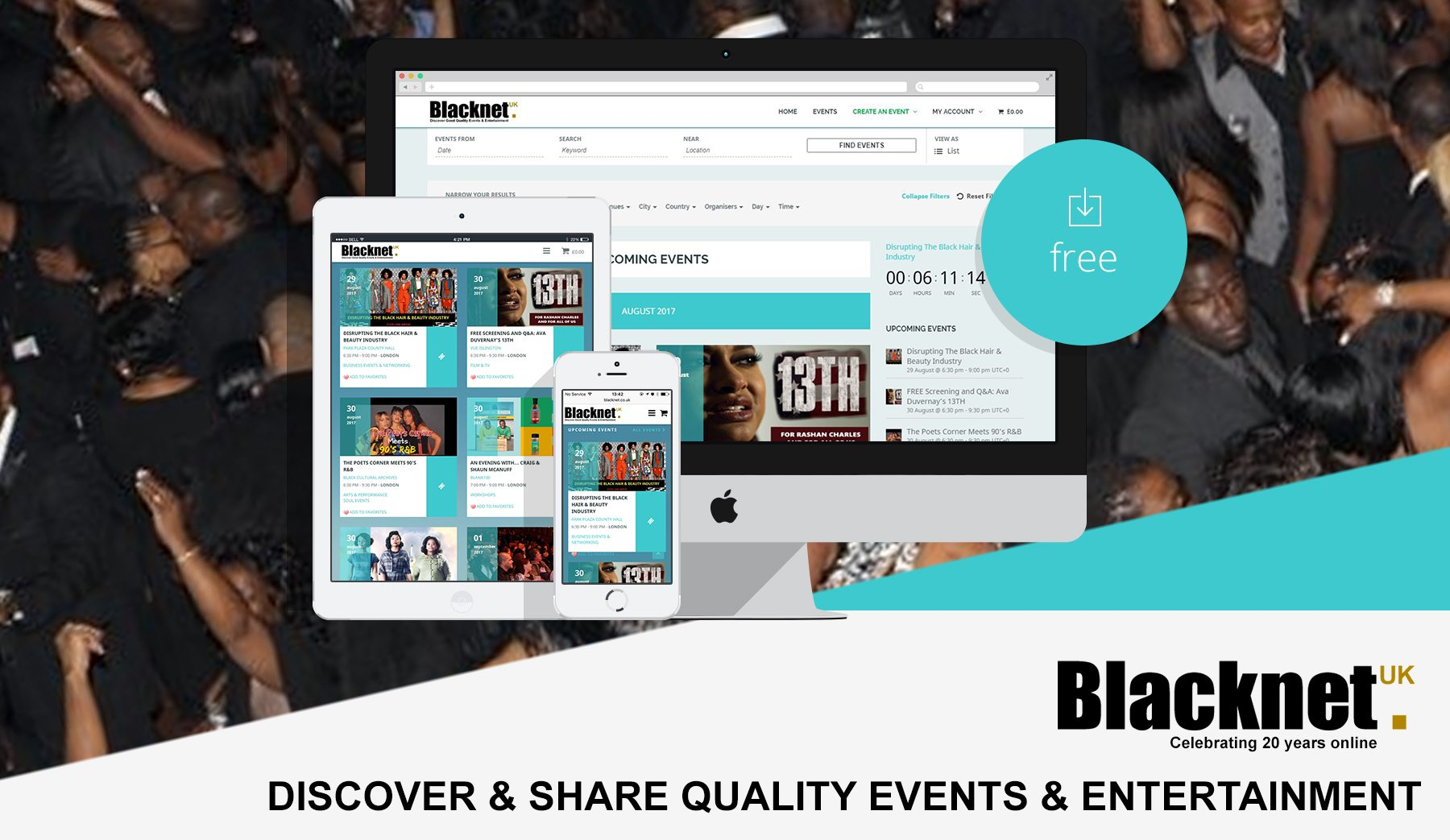 We have re-vamped, re-branded and relaunched | Blacknet UK