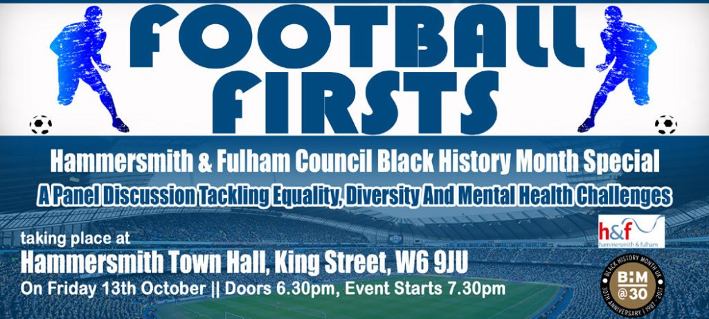 Football Firsts: A Frank Discussion About Diversity, Equality and Mental Health Challenges in the Beautiful Game | Blacknet UK