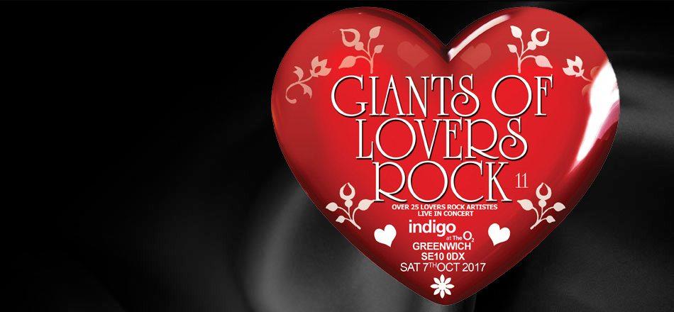 Giants of Lovers Rock 2017   Blacknet UK