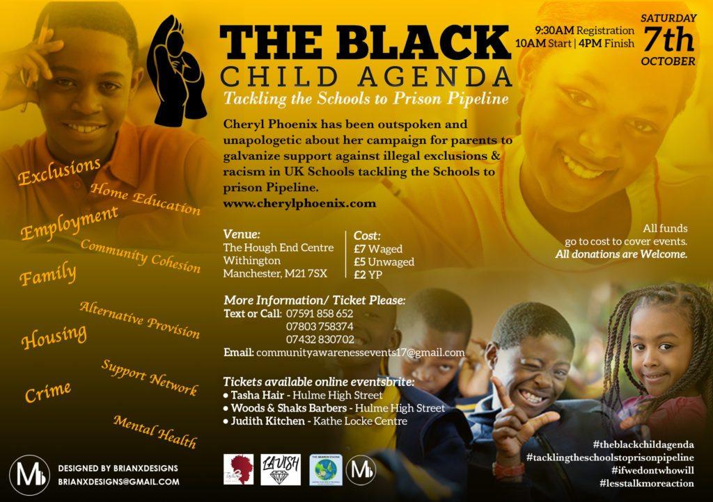 The Black Child Agenda   Blacknet UK