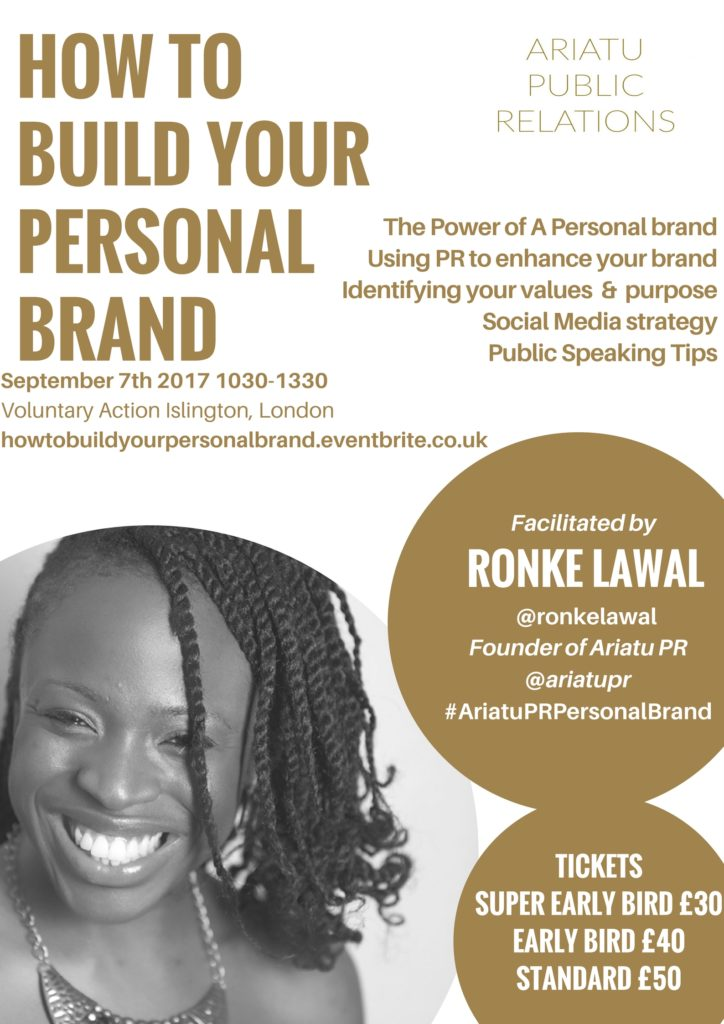 How To Build Your Personal Brand | Blacknet UK