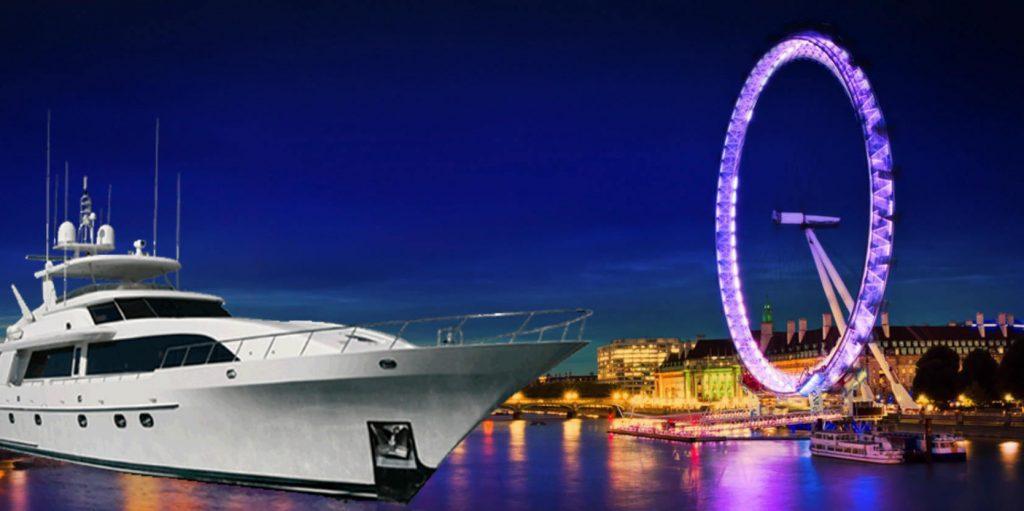 VIP Dinner & Dance Boat Party | Blacknet UK