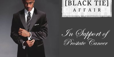 The Black Tie Affiar in Support of Prostate Cancer