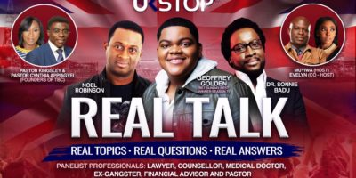 REAL TALK - UKSTOP17   Blacknet UK