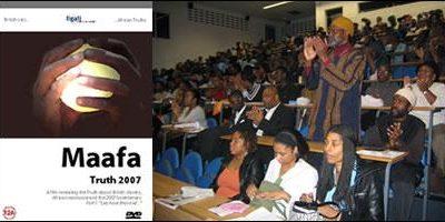 Free Screening: Maafa Truth 2007 - Thursday 21st September 2017 | Blacknet UK
