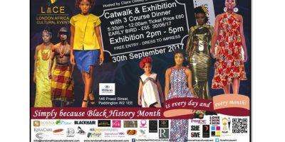 London Africa Cultural Event 2017 | Blacknet UK