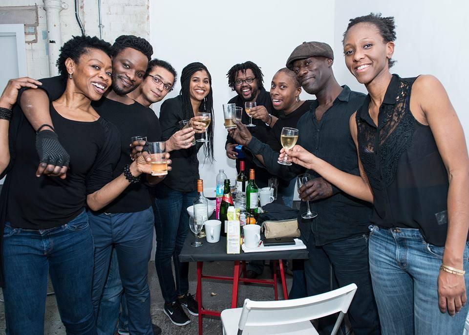 TANGLE CAFÉ 2017   Blacknet UK