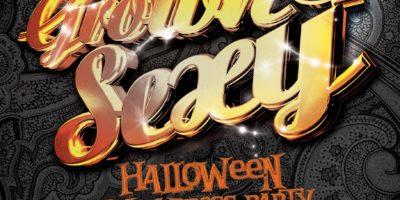 GROWN & SEXY - Fancy Dress Party | Blacknet UK