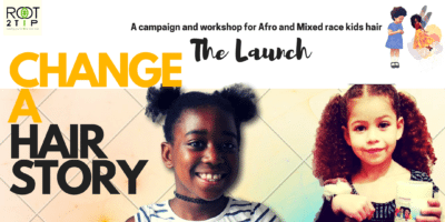 Change a Hair story - The Launch Workshop | Blacknet UK