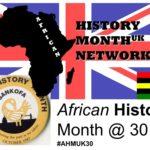 African History Month UK Network Conference   Blacknet UK