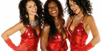 THE SUPREME DREAMGIRLS (Soul + Motown Ultimate Christmas Party Show) | Blacknet UK