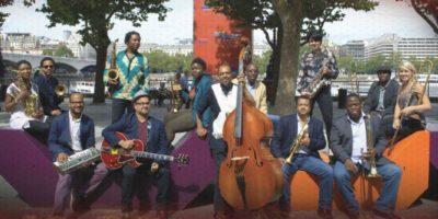 Jazz Jamaica - Christmas Special | Blacknet UK