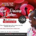 5th Annual Hope for Sickle Cell Dinner and Dance | Blacknet UK