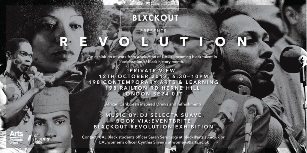 BLXCKOUT REVOLUTION: THE EXHIBITION | Blacknet UK