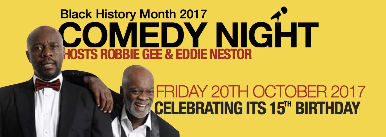 Black History Month Comedy Night
