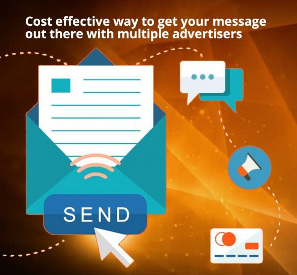 Newsletter Campaign Product Image Template