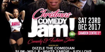 Hott2death Christmas Comedy Jam | Blacknet UK