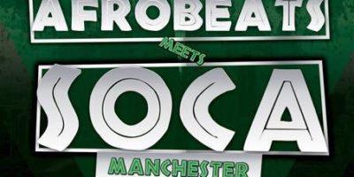 Afrobeats meets Soca - Manchester   Blacknet UK