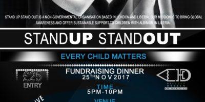 FUNDRAISING DINNER | Blacknet UK