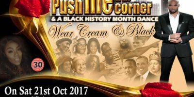 Push Me In The Corner | Blacknet UK