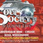 Soul Society & X-Lusive Live Amsterdam mini cruise! | Blacknet UK