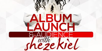 Album Launch & Audience with Shezekiel   Blacknet UK