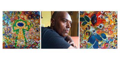 3+3 Workshop with artist Desilu Banton   Blacknet UK