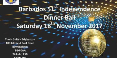 Barbados 51st Independence Dinner Ball | Blacknet UK