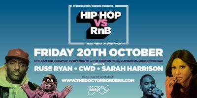 Hip-Hop vs RnB | Blacknet UK