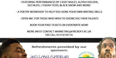 Black Voices - A Spoken Word Event | Blacknet UK
