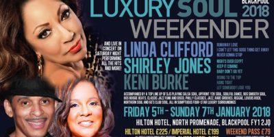 Luxury Soul Weekender 2018 | Blacknet UK