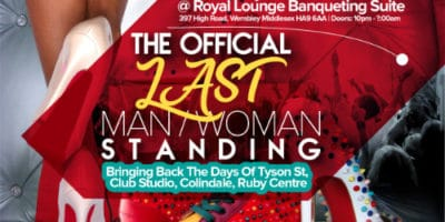 THE OFFICIAL LAST MAN/WOMAN STANDING | Blacknet UK