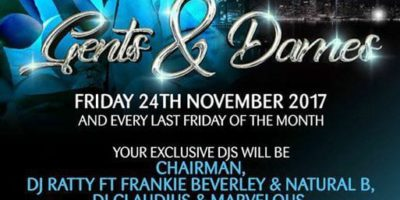 Soul Night Out - Gents and Dames N8 Bar Every Fridays
