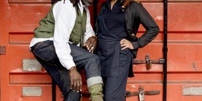 Uptown Yardie rohan and natasha