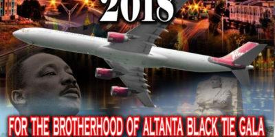 Blacknet goes to Atlanta Front Flyer