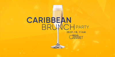 Carribeann Brunch Small