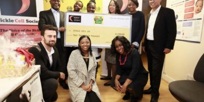 Tropical Food Sickle Cell Donation celebrating 21 Years